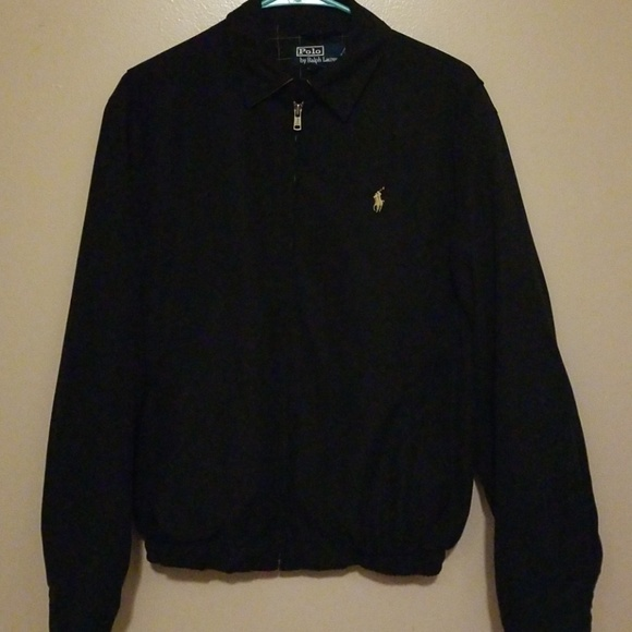 gray and black polo shirt polo ralph lauren navy blue jacket